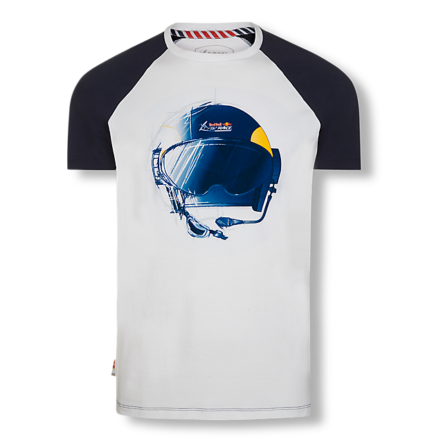 Helmet T-Shirt (RAR19007): Red Bull Air Race helmet-t-shirt (image/jpeg)