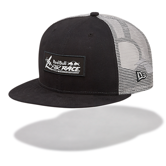 New Era 9Fifty Icon Trucker Flat Cap (RAR19017): Red Bull Air Race new-era-9fifty-icon-trucker-flat-cap (image/jpeg)