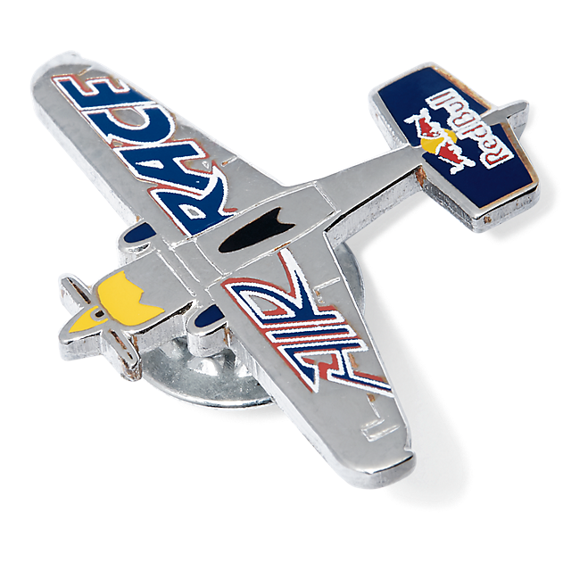 Plane Pin (RAR19038): Red Bull Air Race plane-pin (image/jpeg)