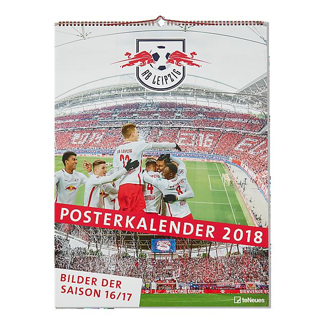 RBL XL Poster Kalender 2018 (RBL17195): RB Leipzig rbl-xl-poster-kalender-2018 (image/jpeg)