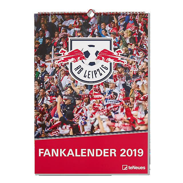 Rb Leipzig Shop Rbl Wandkalender 2019 Nur Hier Im Redbullshopcom