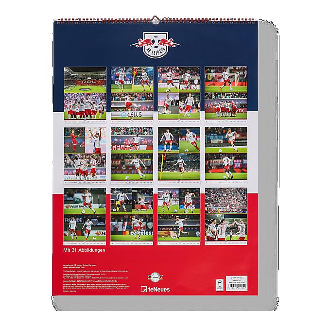 RBL XL Poster calendar 2019 (RBL18203): RB Leipzig rbl-xl-poster-calendar-2019 (image/jpeg)
