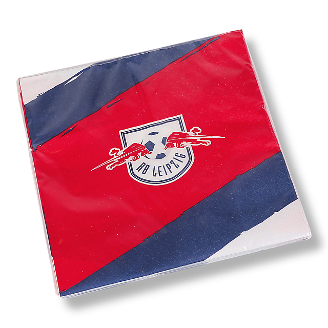 party napkins set of 20 (RBL19211): RB Leipzig party-napkins-set-of-20 (image/jpeg)