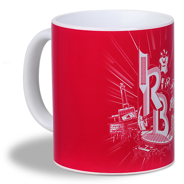 RBL 10 Years Mug (RBL19265): RB Leipzig rbl-10-years-mug (image/jpeg)