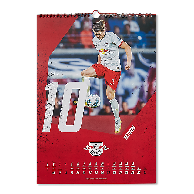 Wall Calendar 2020 (RBL19279): RB Leipzig wall-calendar-2020 (image/jpeg)