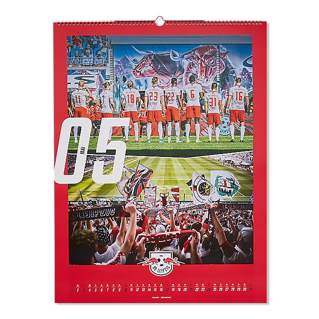 Wandkalender 2020 (RBL19280): RB Leipzig wandkalender-2020 (image/jpeg)