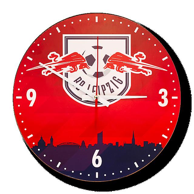 RBL City Wall Clock (RBL20062): RB Leipzig rbl-city-wall-clock (image/jpeg)