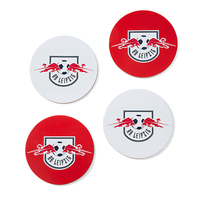 RBL Coaster Set of 4 (RBL20090): RB Leipzig rbl-coaster-set-of-4 (image/jpeg)