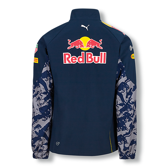 Official Teamline Softshell Jacket (RBR16001): Red Bull Racing official-teamline-softshell-jacket (image/jpeg)