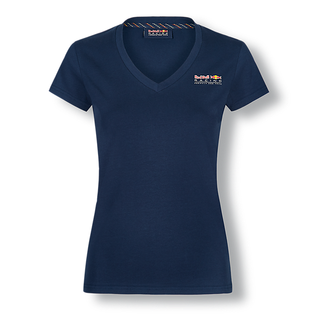 Race V-Neck T-Shirt (RBR16103): Red Bull Racing race-v-neck-t-shirt (image/jpeg)