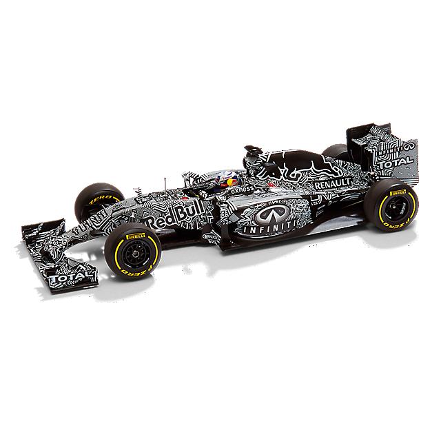 Daniel Ricciardo RB 11 Test Car (RBR16140): Red Bull Racing daniel-ricciardo-rb-11-test-car (image/jpeg)