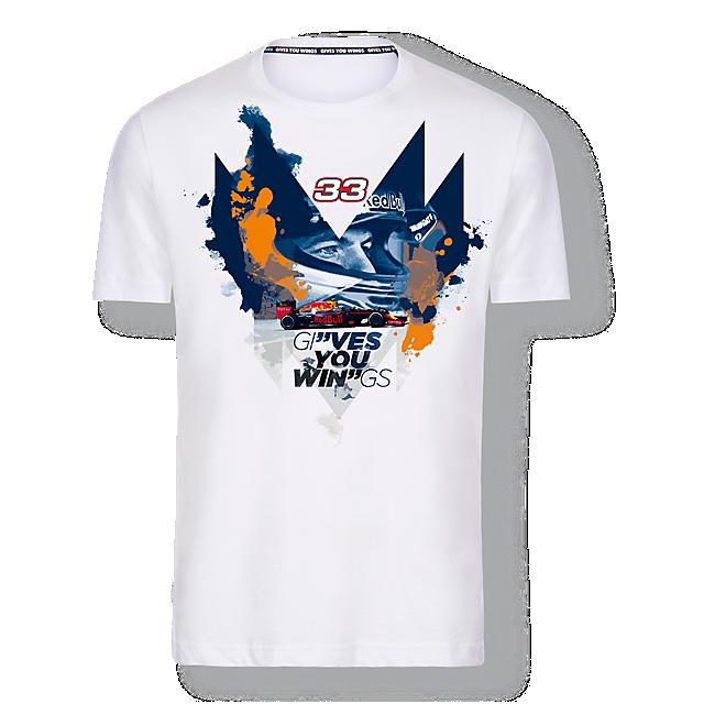 Max Verstappen Shard T-Shirt (RBR16164): Red Bull Racing max-verstappen-shard-t-shirt (image/jpeg)