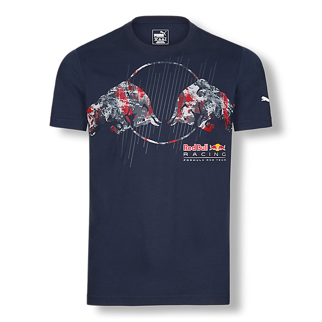 Collage T-Shirt (RBR17016): Red Bull Racing collage-t-shirt (image/jpeg)