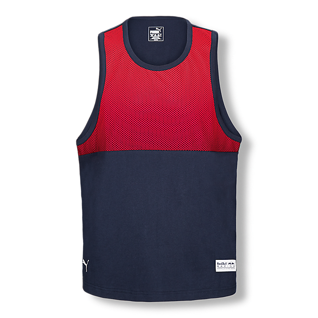 RB13 Gradient Tank Top (RBR17029): Red Bull Racing rb13-gradient-tank-top (image/jpeg)