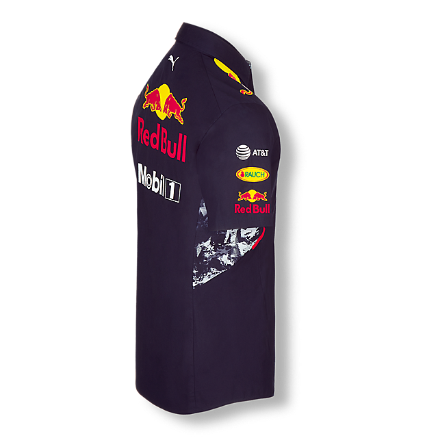 Official Teamline Team Shirt (RBR17052): Red Bull Racing official-teamline-team-shirt (image/jpeg)