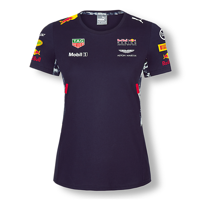 Official Teamline T-Shirt (RBR17057): Red Bull Racing official-teamline-t-shirt (image/jpeg)