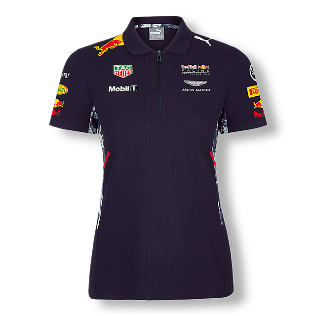 Official Teamline Polo (RBR17058): Red Bull Racing official-teamline-polo (image/jpeg)
