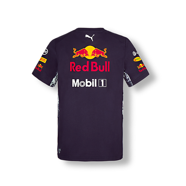 Official Teamline T-Shirt (RBR17060): Red Bull Racing official-teamline-t-shirt (image/jpeg)