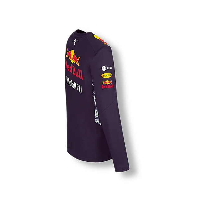 Official Teamline Longsleeve (RBR17061): Red Bull Racing official-teamline-longsleeve (image/jpeg)