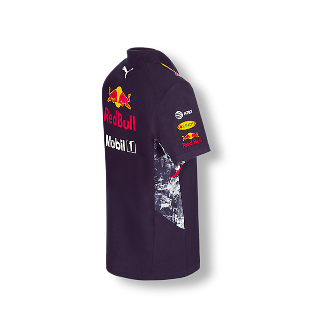 Official Teamline Polo (RBR17062): Red Bull Racing official-teamline-polo (image/jpeg)