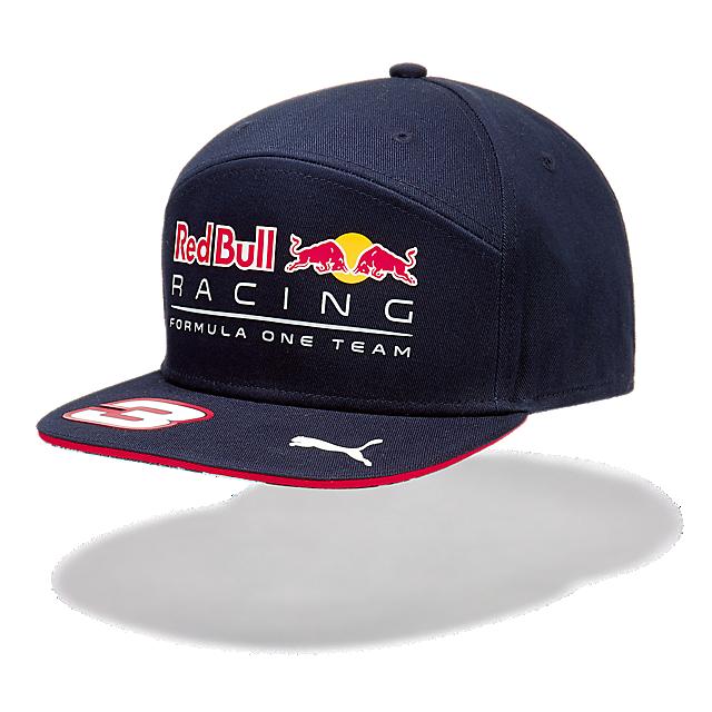 Daniel Ricciardo Driver Flatcap (RBR17065): Red Bull Racing daniel-ricciardo-driver-flatcap (image/jpeg)