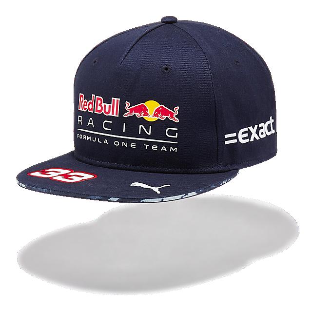 Max Verstappen Driver Cap (RBR17066): Red Bull Racing max-verstappen-driver-cap (image/jpeg)