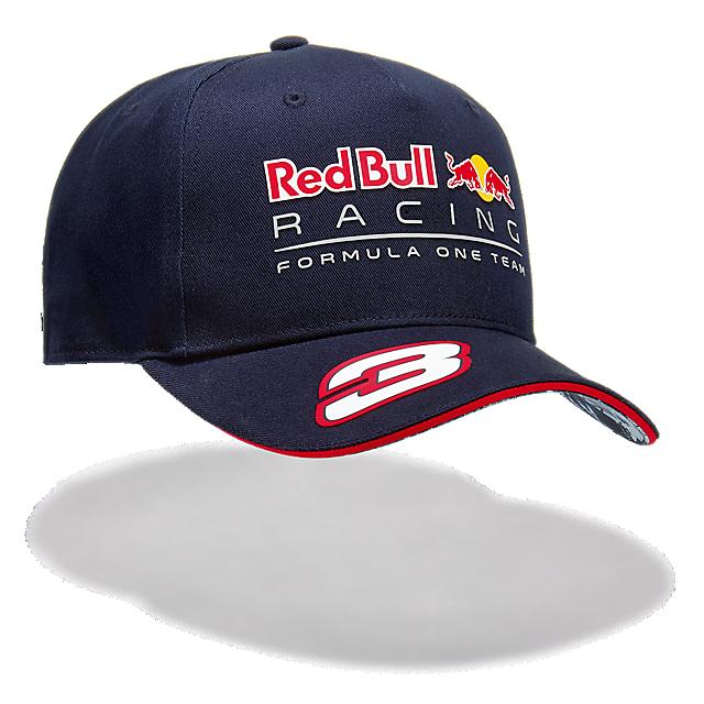 Daniel Ricciardo Driver Cap (RBR17067): Red Bull Racing daniel-ricciardo-driver-cap (image/jpeg)
