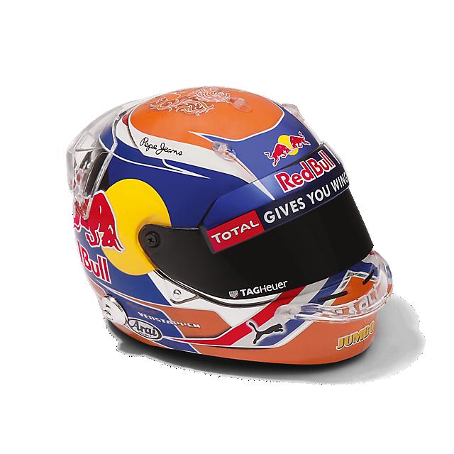 Minimax Max Verstappen Minihelmet 2016 1:4 (RBR17169): Red Bull Racing minimax-max-verstappen-minihelmet-2016-1-4 (image/jpeg)
