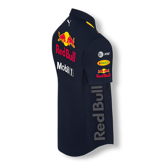 Official Teamline Team Shirt (RBR18004): Red Bull Racing official-teamline-team-shirt (image/jpeg)