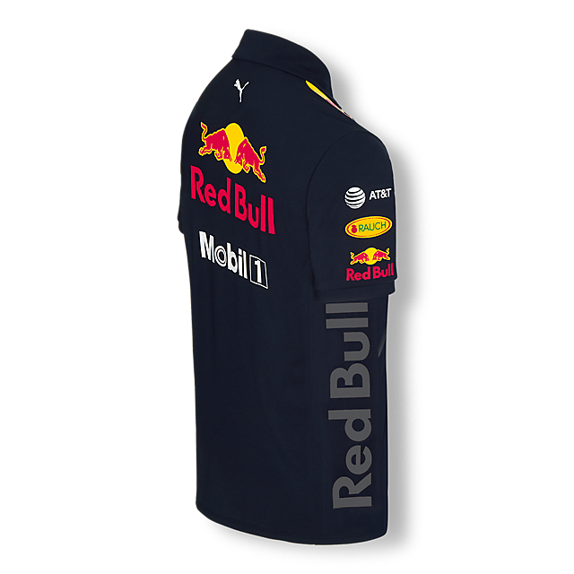 Official Teamline Polo (RBR18005): Red Bull Racing official-teamline-polo (image/jpeg)