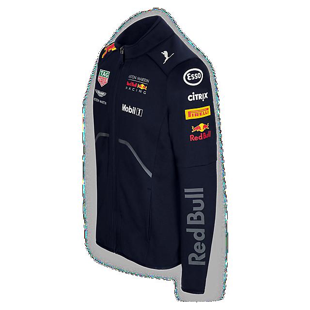 Official Teamline Softshelljacke (RBR18007): Red Bull Racing official-teamline-softshelljacke (image/jpeg)