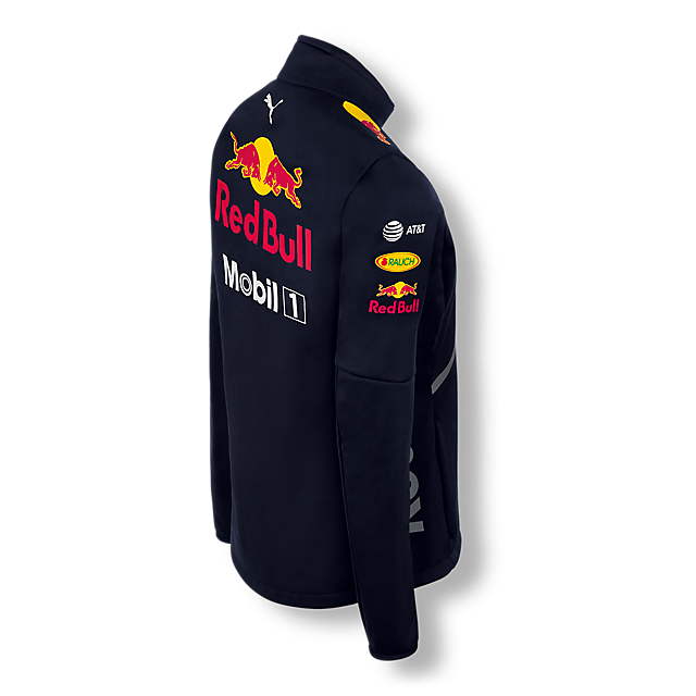 Official Teamline Softshell Jacket (RBR18007): Red Bull Racing official-teamline-softshell-jacket (image/jpeg)