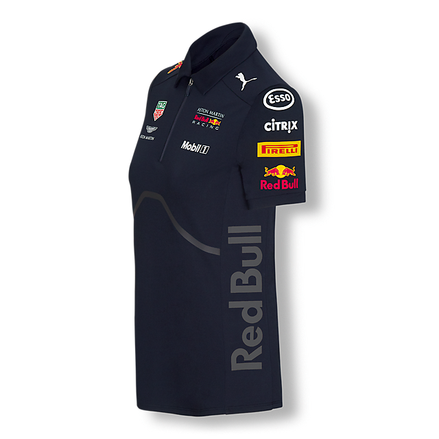 Official Teamline Polo (RBR18008): Red Bull Racing official-teamline-polo (image/jpeg)