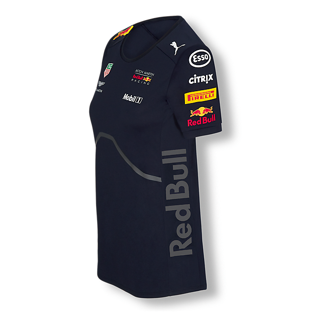 Official Teamline T-Shirt (RBR18009): Red Bull Racing official-teamline-t-shirt (image/jpeg)