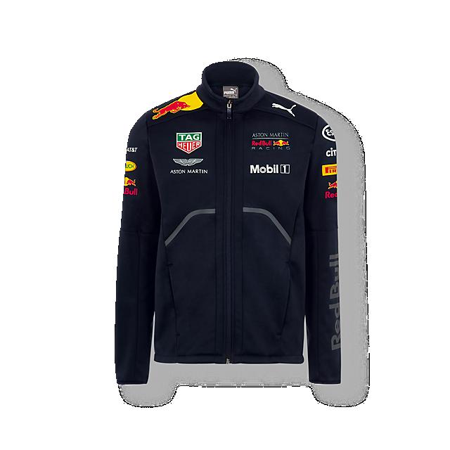 Official Teamline Softshelljacke (RBR18010): Red Bull Racing official-teamline-softshelljacke (image/jpeg)