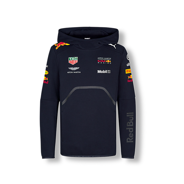 Official Teamline Zip Hoody (RBR18011): Red Bull Racing official-teamline-zip-hoody (image/jpeg)