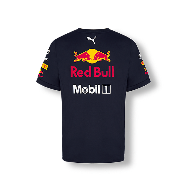 Red Bull Racing Shop: Official Teamline T-Shirt