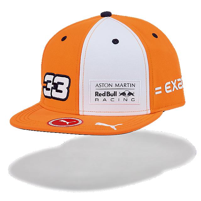 Max Verstappen Spa Cap (RBR18016): Red Bull Racing max-verstappen-spa-cap (image/jpeg)