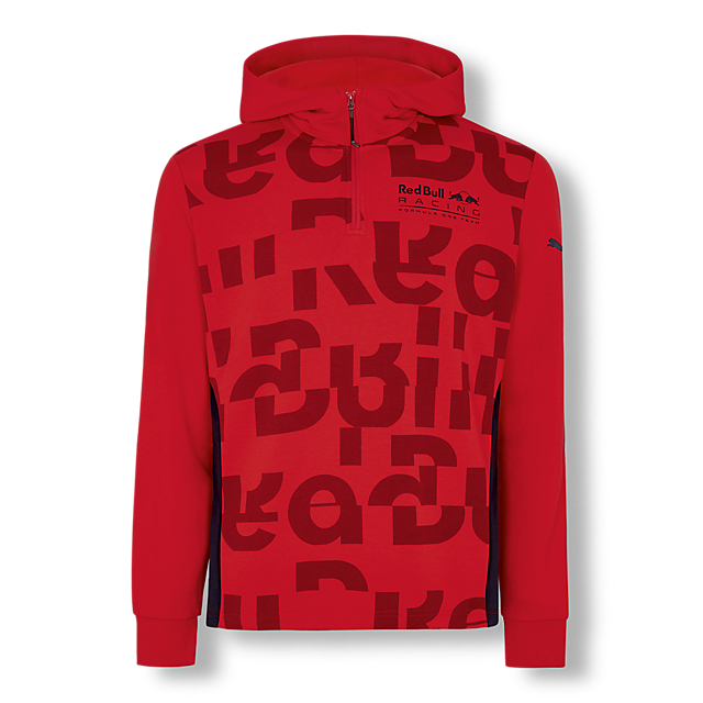 Scatter Half Zip Hoody (RBR18033): Red Bull Racing scatter-half-zip-hoody (image/jpeg)