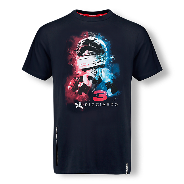 Daniel Ricciardo Driver T-Shirt (RBR18115): Red Bull Racing daniel-ricciardo-driver-t-shirt (image/jpeg)