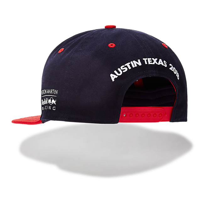 USA Grand Prix Flatcap (RBR18125): Red Bull Racing usa-grand-prix-flatcap (image/jpeg)