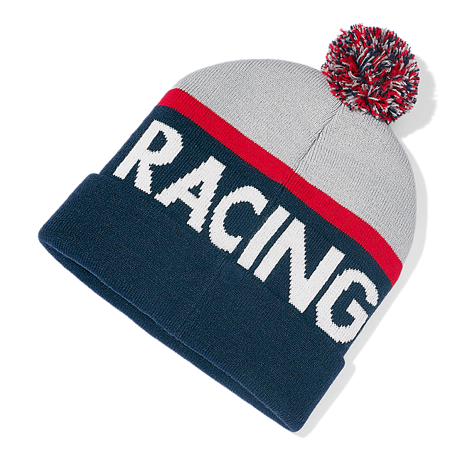 Woven Pompom Beanie (RBR18126): Red Bull Racing woven-pompom-beanie (image/jpeg)