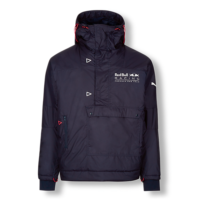 Arrow Half Zip Anorak (RBR18142): Red Bull Racing arrow-half-zip-anorak (image/jpeg)