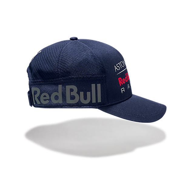 Official Teamline Cap K (RBR18183): Red Bull Racing official-teamline-cap-k (image/jpeg)
