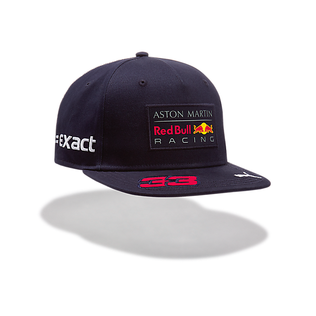 RBR Replica Verstappen FB Cap Jr (RBR18184): Red Bull Racing rbr-replica-verstappen-fb-cap-jr (image/jpeg)