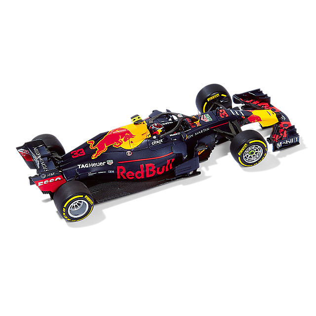 Minichamps Max Verstappen RB14 Showcar 1:43 (RBR18189): Red Bull Racing minichamps-max-verstappen-rb14-showcar-1-43 (image/jpeg)
