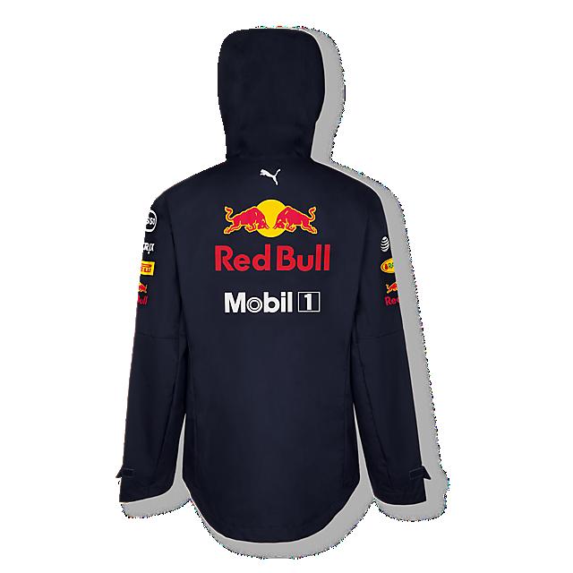 Official Teamline Rain Jacket (RBR19001): Red Bull Racing official-teamline-rain-jacket (image/jpeg)