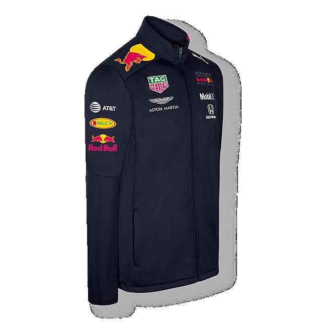 Official Teamline Softshell Jacket (RBR19002): Red Bull Racing official-teamline-softshell-jacket (image/jpeg)