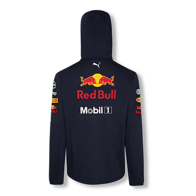 Official Teamline Zip Hoody (RBR19003): Red Bull Racing official-teamline-zip-hoody (image/jpeg)