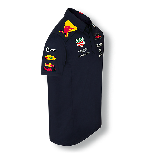 Official Teamline Polo (RBR19005): Red Bull Racing official-teamline-polo (image/jpeg)